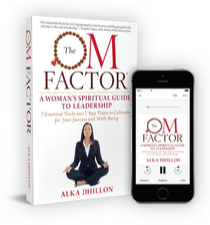 The OM Factor Audiobook Is Almost Here