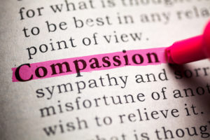 Compassion Is An Active Skill