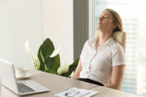 Breathe In: 3 Easy Ways To Overcome Workplace Anxiety