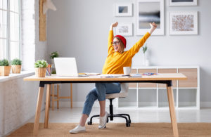 Using Color To Bring Positive Emotions To Your Work Space