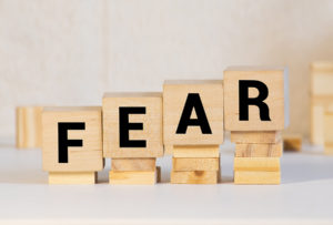 Fear Is A Natural Part Of Entrepreneurship